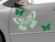 "Autoaufkleber ""My sweet Butterflies"": Sommer-Feeling pur!"