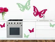 """Wandtattoo """"Schmetterlingstraum"""" für Tierfans"""