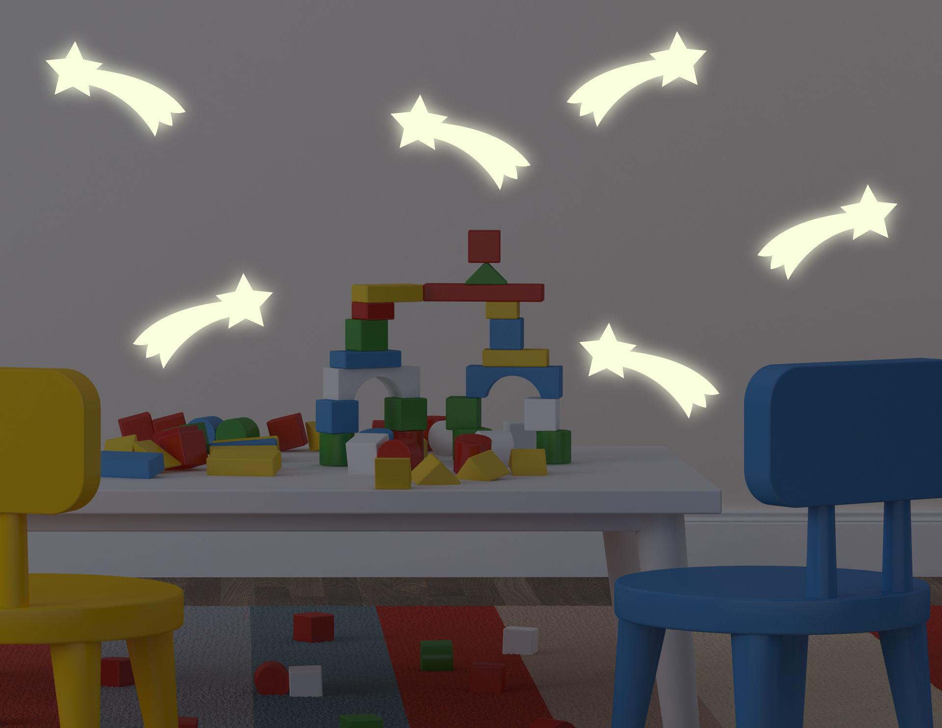 Leuchtende Sternschnuppen - wünsch Dir was!