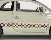 Autoaufkleber Tetrace-Set