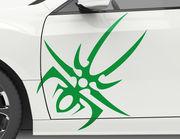 Autoaufkleber Tribalspider