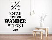 Wandtattoo Wander