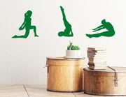 Wandtattoo Gymnastik #1