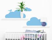 Wandtattoo Wolken