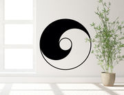 Wandtattoo Yin Yang Hotu