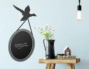 Tafelfolie Ente mit Rahmen