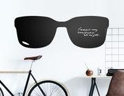 Tafelfolie Sonnenbrille