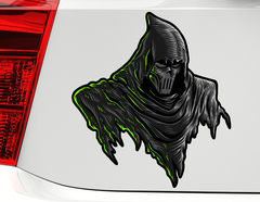 Autoaufkleber Masked Reaper