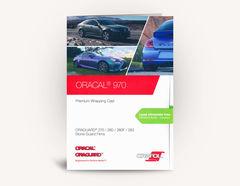 Oracal 970 RA Farbkarte