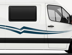 Autoaufkleber Oceanbreeze-Set