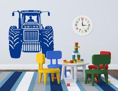 Wandtattoo Traktor Bram