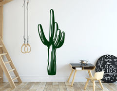 "Wandtattoo ""Kaktus Arriba"" aus Mexikos Sonne zu Dir ins Haus"
