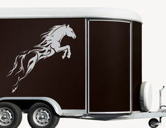 Autoaufkleber Pferd Salvador