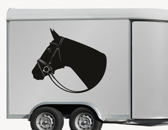 Autoaufkleber Pferd Orfeo