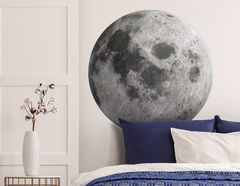 Wandtattoo Full Moon