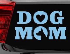 Autoaufkleber Dog Mom