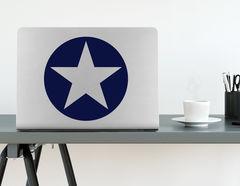 Wandtattoo Navy Star