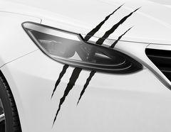 Autoaufkleber Claw Scratch