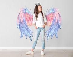 Wandtattoo Angel Dream