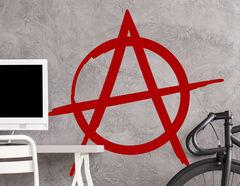 Wandtattoo Anarchia