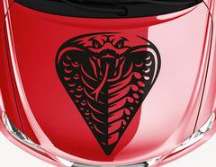 Autoaufkleber Cobra King