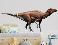 Wandtattoo Brachylophosaurus