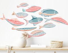 Wandtattoo Fish for Fun