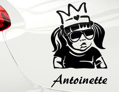 Autoaufkleber Princess Cool