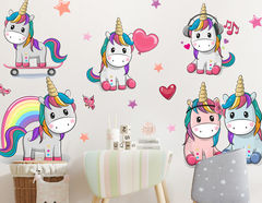 Wandtattoo Sweet Unicorn Teenies