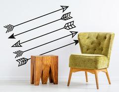 Wandtattoo Arrows