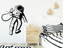 """Das Wandtattoo """"Spacewalk"""" für echte Weltraum-Fans"""
