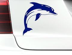"""Autoaufkleber """"Delphin Flippi"""" für alle Tierfreunde"""