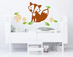 Wandtattoo Der kleine Fuchs