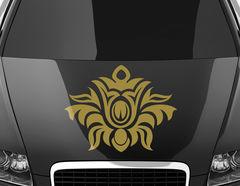 Autoaufkleber Empire Bloom