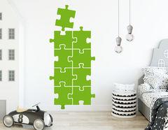 Wandtattoo Energiepuzzle