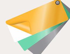 Selbstklebende Farbfolie Basic - Zuschnitt auf Wunschmaß