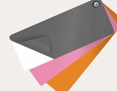 Selbstklebende Farbfolie Matt - Zuschnitt auf Wunschmaß