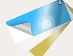 Selbstklebende Farbfolie Reflex - Zuschnitt auf Wunschmaß