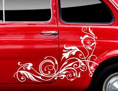 Autoaufkleber Florina-Set