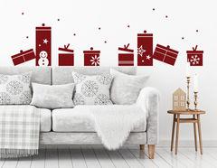 Wandtattoo Geschenke Set
