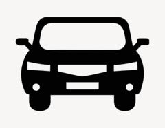 Auto - Aufkleber für Gewerbe
