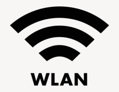WLAN - Aufkleber für Gewerbe