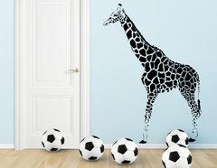 """Wandtattoo """"Giraffe Gigi"""" begeistert mit Größe"""