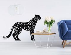 "Wandtattoo ""Leopard Lennox"" zeigt sich anmutig"