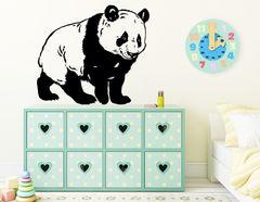 "Wandtattoo ""Panda Pia"" wirkt beruhigend"