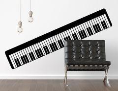 Wandtattoo Piano de Luxe