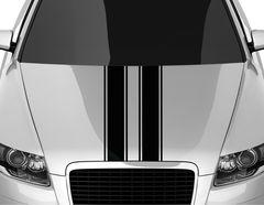 Autoaufkleber Racing Stripes #2