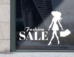 Aufkleber Fashion in Sale