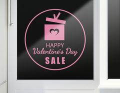 Aufkleber Valentine's Day Sale