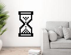 """Wandtattoo """"Pixel Time"""": Hier trifft Icon auf Kunst der Zeit"""